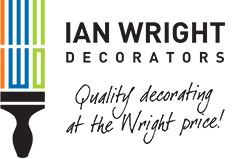 Ian Wright Decorators Logo